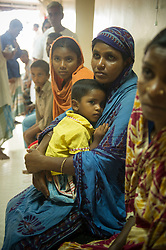 Bangladesh is among the most densely populated countries in the world, with a population of more than 140 million. It is a small country where 28,000 people live per square kilometer. The majority of the country is made up of the massive estuary delta of the Ganges, Brahmaputra and Meghna Rivers. Any rise in ocean levels represents a grave danger to the country.  Approximately 10 million people live in parts of Bangladesh lying less than a meter above current sea levels.