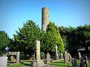 Kells Roundtower, Kells, Meath,