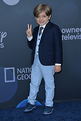 May 14, 2019 - New York, NY, USA - May 14, 2019  New York City..Jeremy Maguire attending Walt Disney Television Upfront presentation party arrivals at Tavern on the Green on May 14, 2019 in New York City. (Credit Image: © Kristin Callahan/Ace Pictures via ZUMA Press)