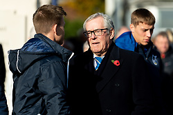 General views of the Remembrance Ceremony at the Memorial Stadium as players from Bristol Rovers and Bristol Bears as well as Club and Association Representatives attend. - Ryan Hiscott/JMP - 11/11/2019 - SPORT - Memorial Stadium - Bristol, England - Memorial Stadium Remembrance Ceremony