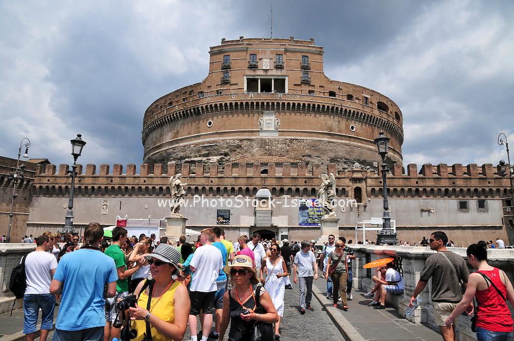 Castel Sant'Angelo  Rome, Italy