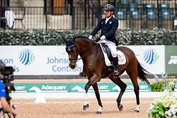 Vaccaro Maurilio, ITA, Bonaire van de Mottelhoeve<br /> World Equestrian Games - Tryon 2018<br /> © Hippo Foto - Sharon Vandeput<br /> 18/09/2018