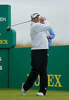 Golf - 2019 Senior Open Championship at Royal Lytham & St Annes - Fiinal Round <br /> Bart Bryant (USA) watches his drive off the third tee.<br /> <br /> COLORSPORT/ALAN MARTIN