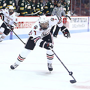 NCAA Men's Hockey: Northeastern vs. Vermont 1/18/2014