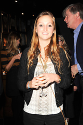 LADY BELLA SOMERSET at the Tatler Little Black Book Party held at Tramp, 40 Jermyn Street, London on 3rd November 2010.