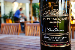 "A magnum of the acclaimed ""Cinq Cepages"" by Chateau St. Jean Winery."