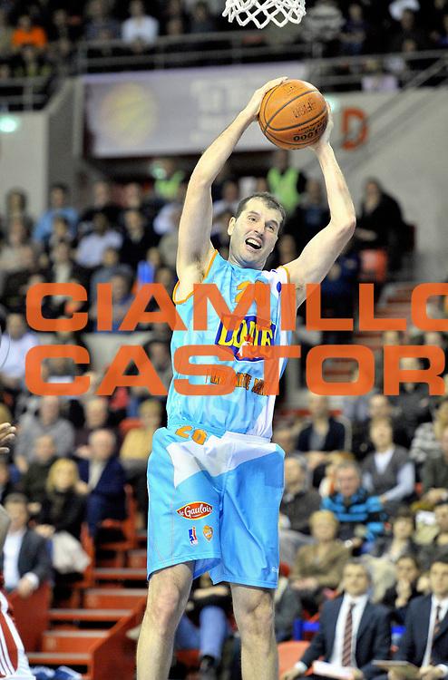 DESCRIZIONE : Championnat de France Basket Ligue Pro A  au Mans<br /> GIOCATORE : Mickael KAKIOUZIS<br /> SQUADRA : Le Mans<br /> EVENTO : Ligue Pro A 2010-2011<br /> GARA : Le Mans Strasbourg<br /> DATA : 05/02/2011<br /> CATEGORIA : Basketbal France Ligue Pro A<br /> SPORT : Basketball<br /> AUTORE : JF Molliere/Herve Petitbon par Agenzia Ciamillo-Castoria <br /> Galleria : France Basket 2010-2011 Action<br /> Fotonotizia : Championnat de France Basket Ligue Pro A au Mans<br /> Predefinita :