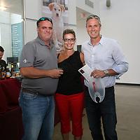 Brian Scheidegger, Dani and Kris Pals
