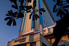 Le Meridien Hotel, Chiang Mai, Thailand