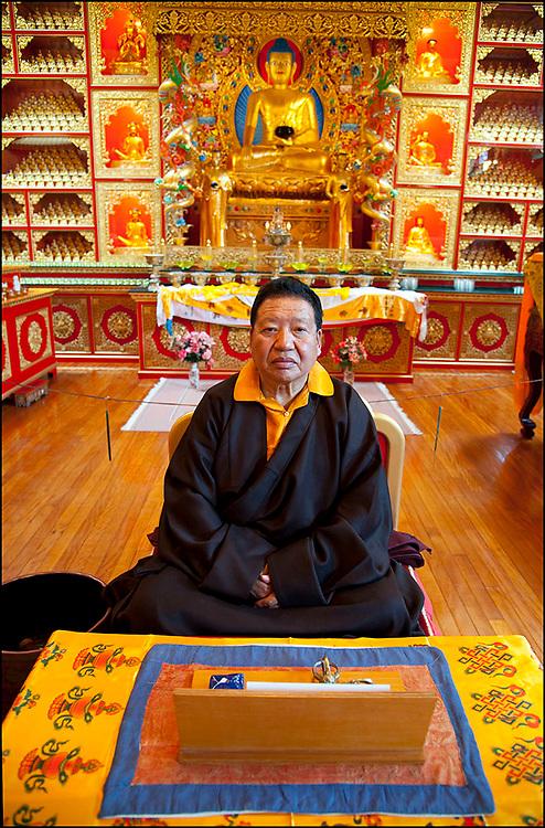 Buddhist Abbot