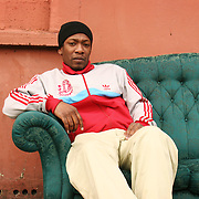 Rodney Hylton Smith (born 1972), better known by his stage name Roots Manuva, is a British rapper from Stockwell, South London. He is currently signed to Big Dada.