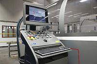 Control unit for a Salvernini CAM sheet metal folding machine.