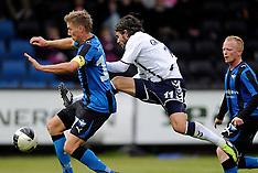 20110917 HB Køge - AGF SAS Liga fodbold