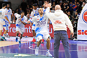 DESCRIZIONE : Campionato 2014/15 Dinamo Banco di Sardegna Sassari - Sidigas Scandone Avellino<br /> GIOCATORE : David Logan<br /> CATEGORIA : Riscaldamento Before Pregame<br /> SQUADRA : Dinamo Banco di Sardegna Sassari<br /> EVENTO : LegaBasket Serie A Beko 2014/2015<br /> GARA : Dinamo Banco di Sardegna Sassari - Sidigas Scandone Avellino<br /> DATA : 24/11/2014<br /> SPORT : Pallacanestro <br /> AUTORE : Agenzia Ciamillo-Castoria / Claudio Atzori<br /> Galleria : LegaBasket Serie A Beko 2014/2015<br /> Fotonotizia : Campionato 2014/15 Dinamo Banco di Sardegna Sassari - Sidigas Scandone Avellino<br /> Predefinita :