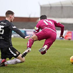 Arbroath v East Fife. Scottish League One, 16 March 2019