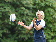Pennyhill Park. Great Britain,  Mouritz BOTHA . England squad training session at Pennyhill Park, Surrey,  Thursday  22/11/2012   in preparation  for the 2012 Autumn International Series match England vs South Africa  [Mandatory Credit. Peter Spurrier/Intersport Images]