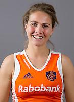 ARNHEM - SABINE MOL. Nederlands hockeyteam dames 2012. FOTO KOEN SUYK/KNHB