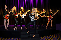 MAY 29 2014 Miss England Rocks Photocall