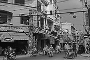 Vietnam, Saigon: the chinese area, Cholon.