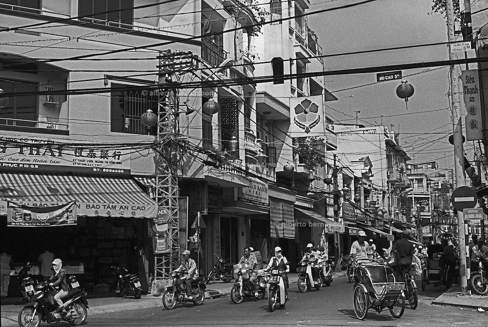 Vietnam, Saigon: the chinese area, Cholon.