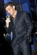 18.FEBRUARY.2011. LONDON<br /> <br /> A WORSE FOR WEAR LOOKING ALEX REID SEEN WONDERING THE STREETS OF SOHO AT 3.30AM WITH A TRANSVESTITE WHO ATTACKED AND TRIED TO HUG HIM AS HE WALKED DOWN THE STREET. ALEX THEN TRIED TO HIDE HIS FACE WHEN HE WAS BEING PHOTOGRAPHED AND JUMPED IN A BLACK CAB TO GET AWAY WITH THE TRANSVESTITE SHOUTING ALEX, ALEX I LOVE YOU AS THE CAB DROVE OFF. ALEX IS KNOWN TO HAVE ANOTHER SIDE TO HIM ASWELL BY THE NAME OF ROXANNE.<br /> <br /> BYLINE: EDBIMAGEARCHIVE.COM<br /> <br /> *THIS IMAGE IS STRICTLY FOR UK NEWSPAPERS AND MAGAZINES ONLY*<br /> *FOR WORLD WIDE SALES AND WEB USE PLEASE CONTACT EDBIMAGEARCHIVE - 0208 954 5968*
