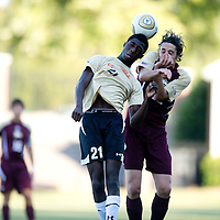 Men Soccer vs Winthrop