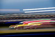 January 24-27, 2019. IMSA Weathertech Series ROLEX Daytona 24. #51 Spirit of Race Ferrari 488 GT3, GTD: Paul Dalla Lana, Pedro Lamy, Mathias Lauda, Daniel Serra