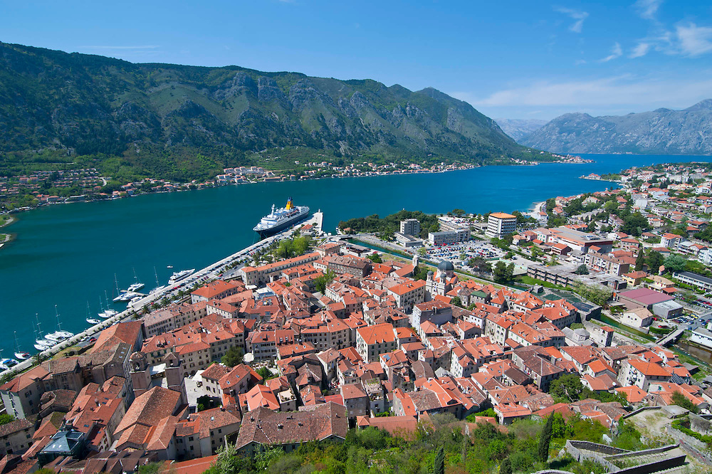 Unesco Weltkulturerbe Kontor, Montenegro, Balkan*Unesco world heritage sight, Kontor, Montenegro, Balkans