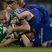 20171202 Rugby, Guinness PRO14 : Benetton Treviso vs Leinster