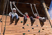 18594Laura Yates & Outdoor Pursuits Rope Course: Photos by Anselm Bradford