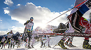 Canmore, Alberta, December 15-16, 2012:  FIS Cross Country Alberta World Cup.