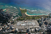 Ala Moana Shopping Center, Honolulu, Hawaii<br />