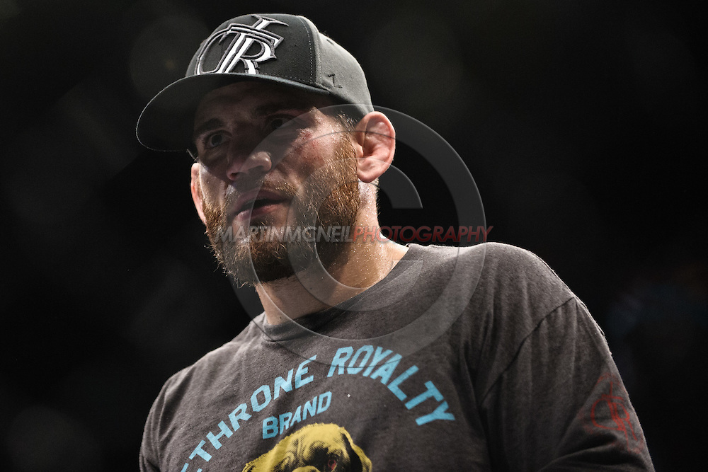 """SYDNEY, AUSTRALIA, FEBRUARY 27, 2011: Jon Fitch is pictured during """"UFC 127: Penn vs. Fitch"""" inside Acer Arena in Sydney, Australia on February 27, 2011."""
