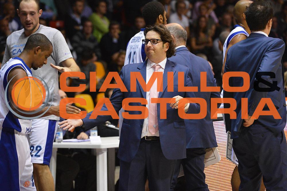 DESCRIZIONE : Desio Eurolega Eurolegue 2012-13 Mapooro Cantu Real Madrid<br /> GIOCATORE : Andrea Trinchieri<br /> SQUADRA : Mapooro Cantu<br /> CATEGORIA : delusione<br /> EVENTO : Eurolega 2012-2013<br /> GARA : Mapooro Cantu Real Madrid<br /> DATA : 06/12/2012<br /> SPORT : Pallacanestro<br /> AUTORE : Agenzia Ciamillo-Castoria/GiulioCiamillo<br /> Galleria : Eurolega 2012-2013<br /> Fotonotizia : Desio Eurolega Eurolegue 2012-13 Mapooro Cantu Real Madrid<br /> Predefinita :