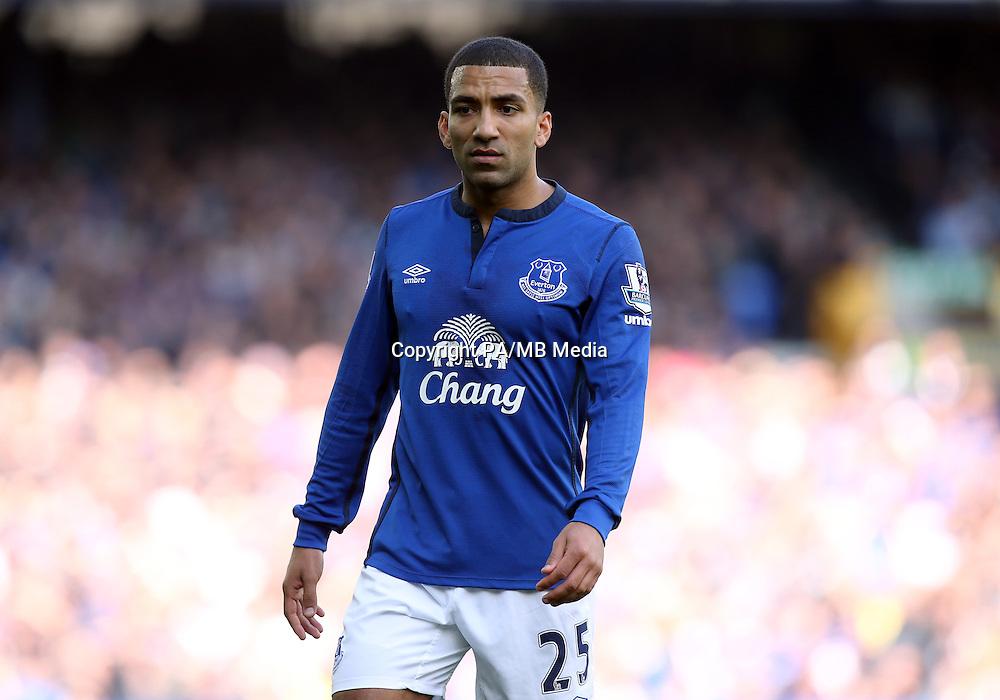File photo dated 04-04-2015 of Everton's Aaron Lennon