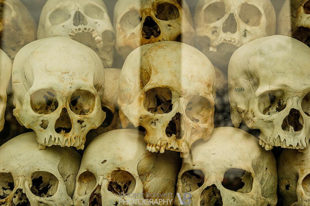 Choeung Ek Killing Field, phnom penh, cambodia