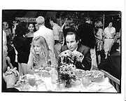 Michael Fuchs, Men and Women screening. HBO. E. Hampton. 1990. © Copyright Photograph by Dafydd Jones 66 Stockwell Park Rd. London SW9 0DA Tel 020 7733 0108 www.dafjones.com