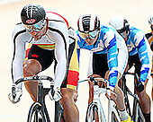 CYCLING - KEIRIN, 30 K POINTS & SCRATCH, National Track Championships 2013