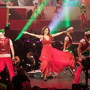 NLD/Amsterdam/20171223 - The Christmas Show 2017 in de Ziggo Dome, Yolanthe Sneijder-Cabau