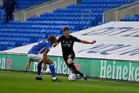 Football - 2019 / 2020 Championship - Cardiff City vs Charlton Athletic<br /> <br /> , at the Cardiff City Stadium.<br /> <br /> COLORSPORT/WINSTON BYNORTH