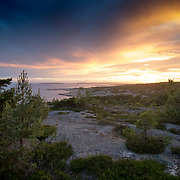 Fjord d'OSLO / Norvège