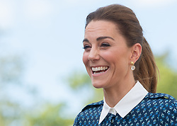The Duke and Duchess of Cambridge visit the Queen Elizabeth Hospital as part of the NHS birthday celebrations in King's Lynn, Norfolk, UK, on the 5th July 2020. Picture by Joe Giddens/WPA-Pool. 05 Jul 2020 Pictured: Catherine, Duchess of Cambridge, Kate Middleton. Photo credit: MEGA TheMegaAgency.com +1 888 505 6342