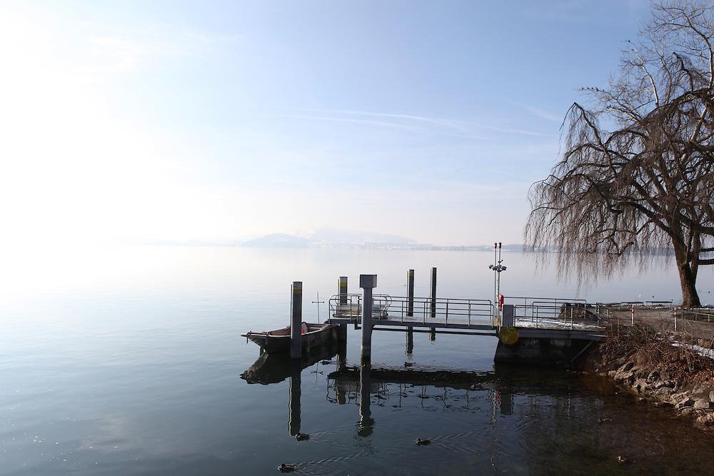Zug lake / Le lac de Zug