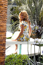 MELINDA MESSENGER at the 2008 Chelsea Flower Show 19th May 2008.<br /><br />NON EXCLUSIVE - WORLD RIGHTS