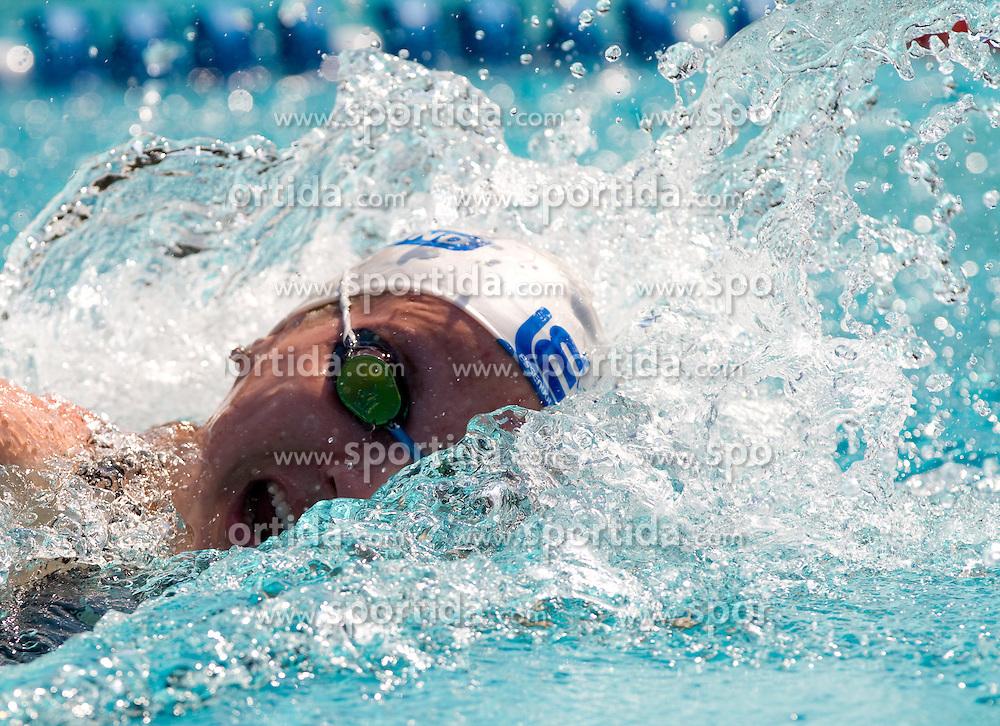 Alja Tavcar of PK Ilirija at 36th International swimming meeting City of Ljubljana Cup, on May 22, 2011 in Kodeljevo pool, Ljubljana, Slovenia. (Photo By Vid Ponikvar / Sportida.com)