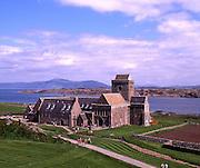Iona Abbey, Isle of iona, Argyll