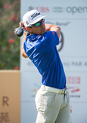 December 10, 2016 - Hong Kong, Hong Kong SAR, China - Rafa Cabrera Bello (pictured) from Spain is tied on 11 under para with Australia's Sam Brazel as they go into the final.Day 3 of the Hong Kong Open Golf at the Hong Kong Golf Club Fanling..© Jayne Russell. (Credit Image: © Jayne Russell via ZUMA Wire)
