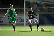 Dan Jefferies of Dundee - Dundee v Hibernian, SPFL Under 20 Development League at Links Park, Montrose<br /> <br />  - &copy; David Young - www.davidyoungphoto.co.uk - email: davidyoungphoto@gmail.com