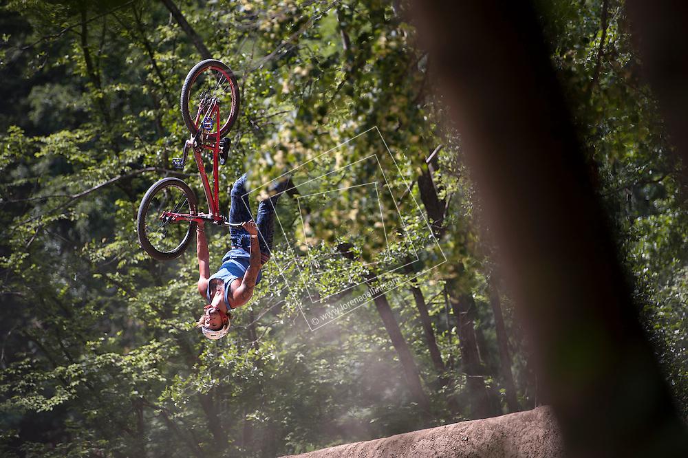 Red Bull Wild Ride, 2014, Slovenia