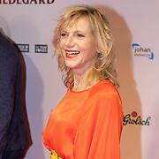 NLD/Amsterdam/20200210 -  inloop Premiere  De beentjes van Sint-Hildegard, cast , Johanna ter Steege